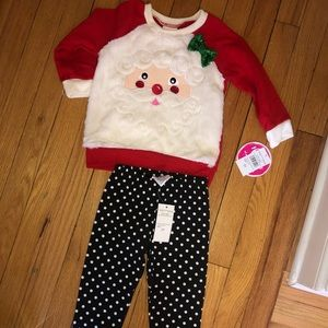 Other - NWT Santa outfit 3T
